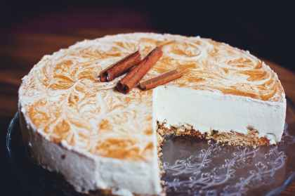 not 'a cheesecake'